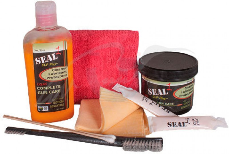 Набор для чистки SEAL1 Tactical Gun Care Kit